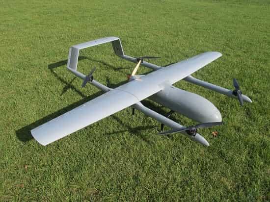 jual drone pemetaan udara vtol murah