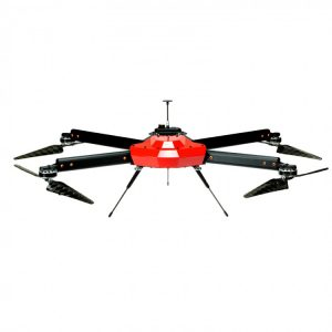 Multicopter Professional Pemetaan