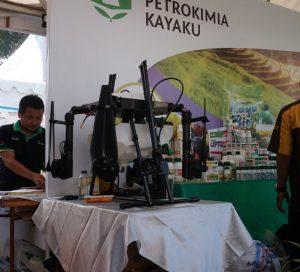 drone pertanian 15 liter