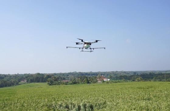 drone sprayer indonesia ferto 15