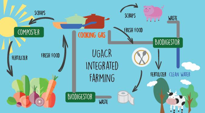 manfaat sistem pertanian terpadu