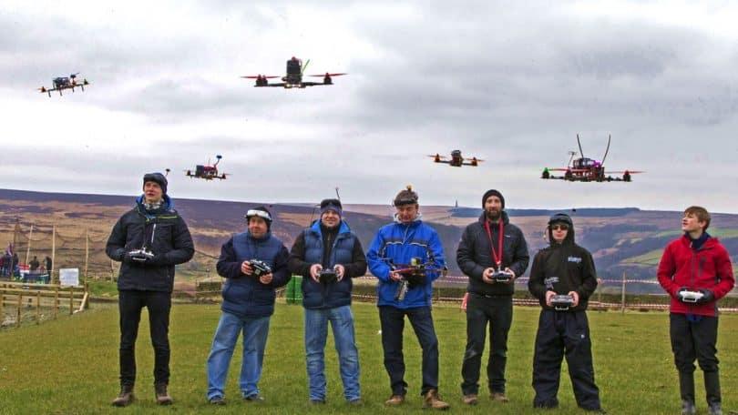 (Komunitas Drone)