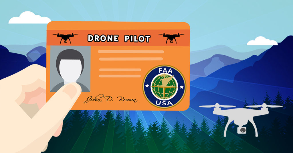 (Sertifakasi Pilot Drone)