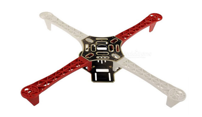 (Membuat Drone dengan Arduino : Schematics and Connections, electroniclovers.com)