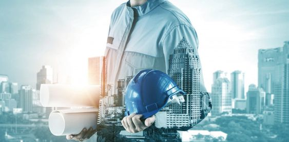 ( Engineer holding hard hat construction, freepik )